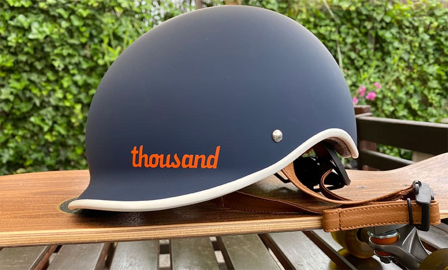 Skateboard helmet for cycling and skateboarding