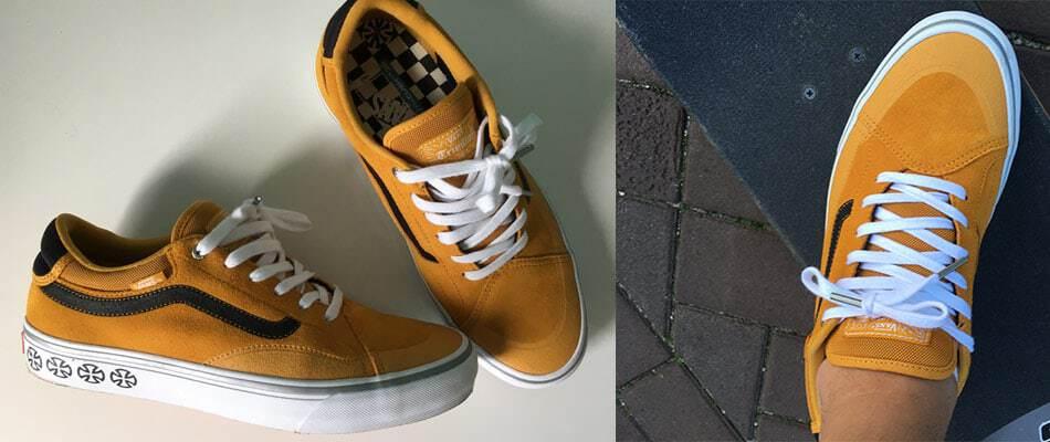 vans vulc shoes