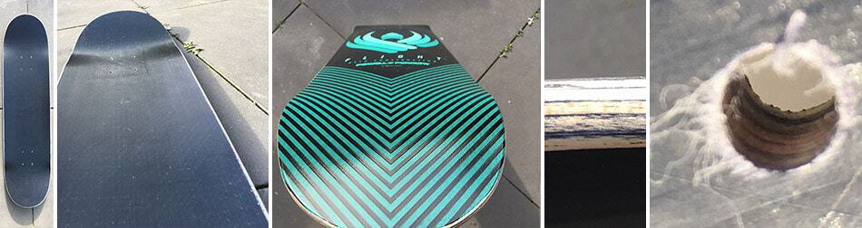 powell peralta flight deck construction in different angles