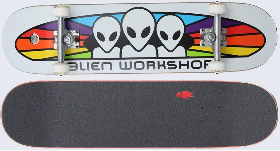Alien workshop complete skateboard
