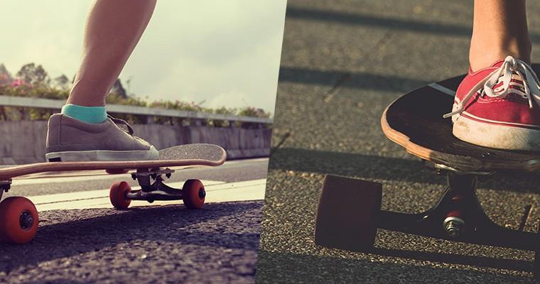 Learn Skateboard