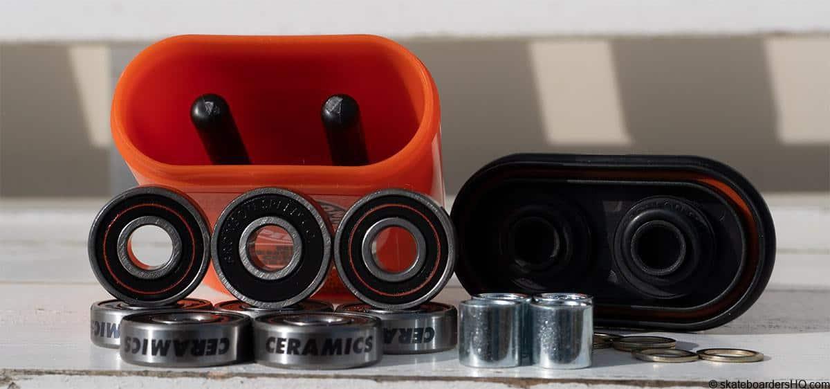 Bronson Ceramic bearings