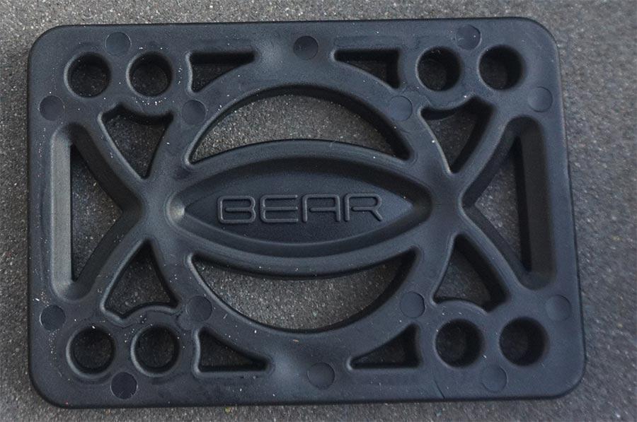 bear 1/4 riser pad