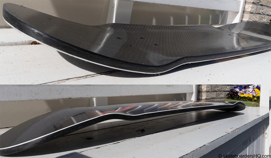 capsule skateboard deck