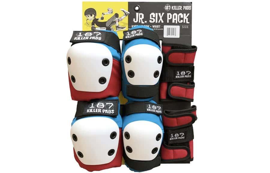 187 junior six pack