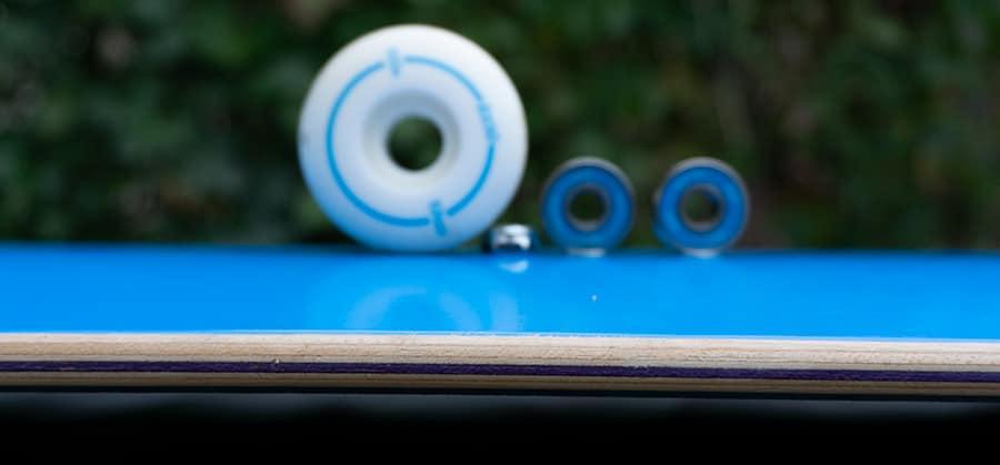 CCS skateboard deck