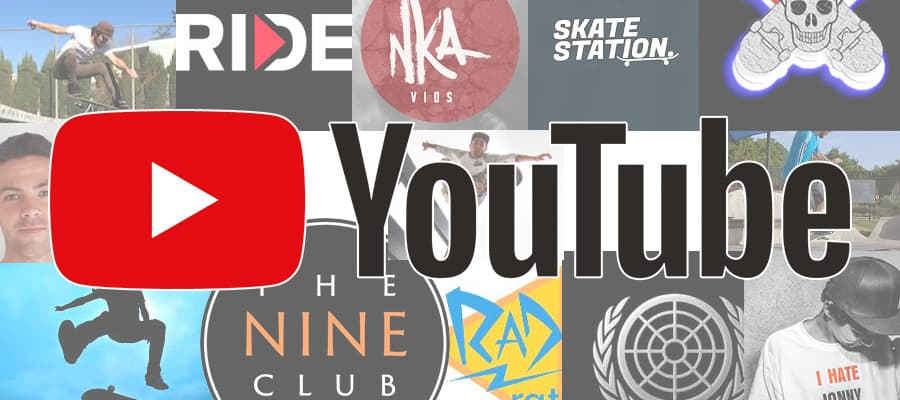 Best Youtube skateboard channels