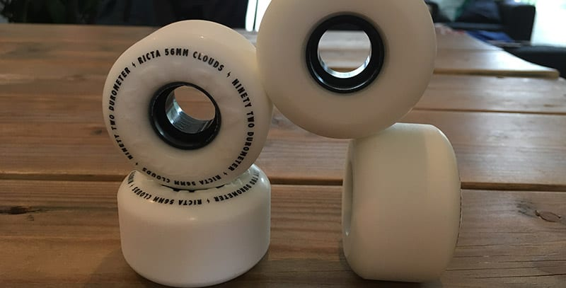 Ricta clouds cruiser wheels