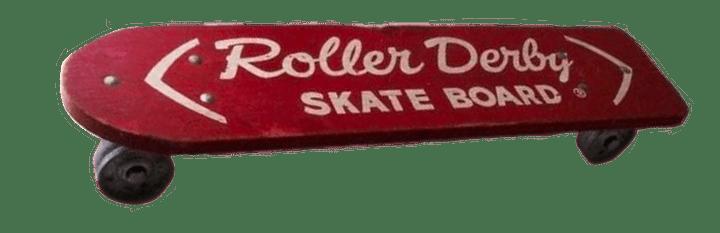 Roller Derby Vintage Skateboard 1959