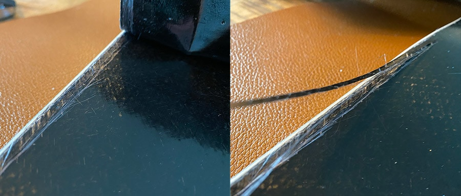 powell peralta flight deck fiber layer issue