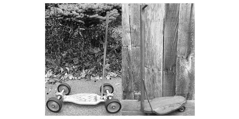 scooter skate 1930