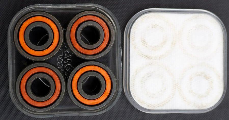 bronson raw bearings in casing