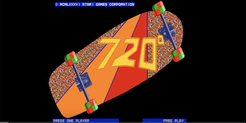 720 skateboard video game