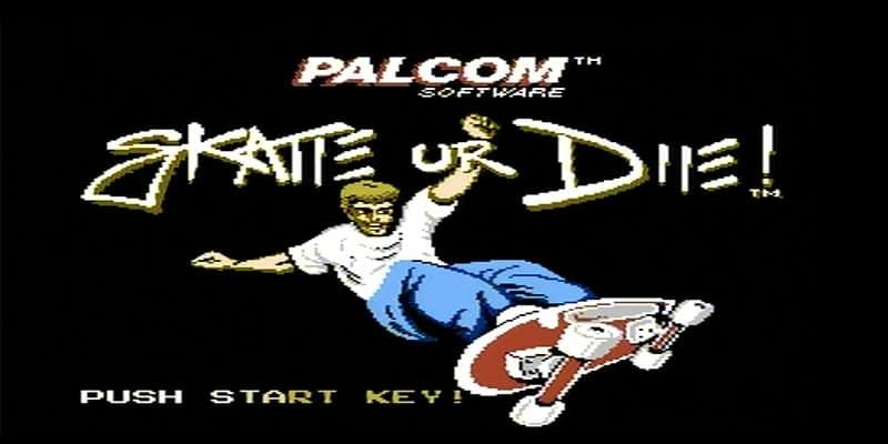 Skate or Die video game