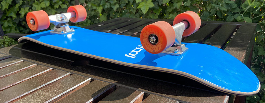Cheap cruiser skateboard