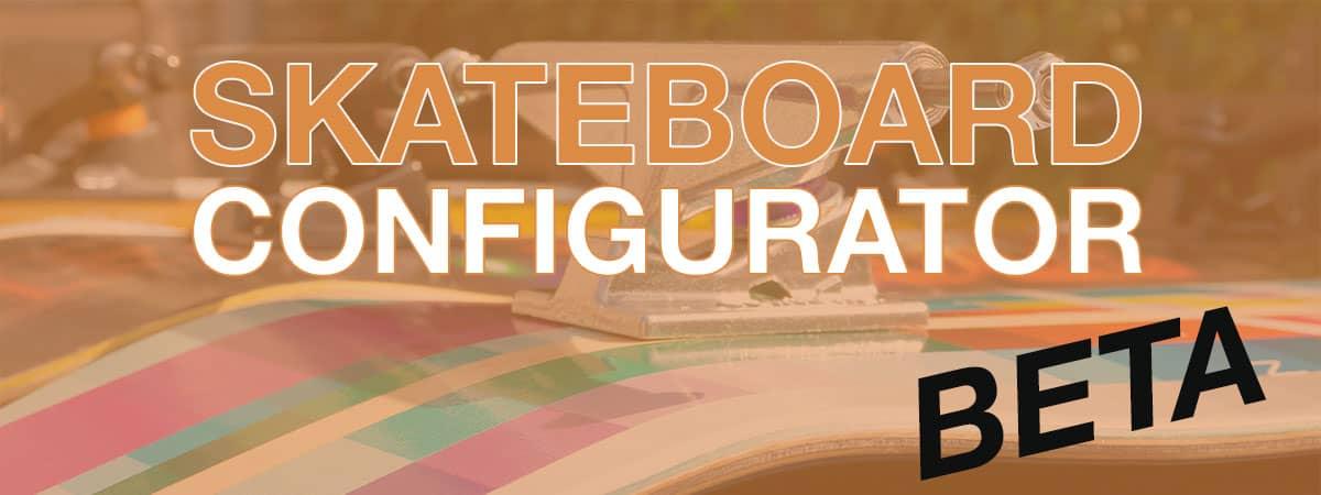 skateboard configurator beta