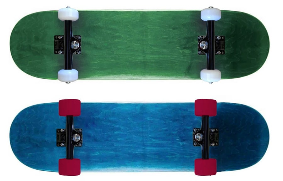 Cheap complete skateboards