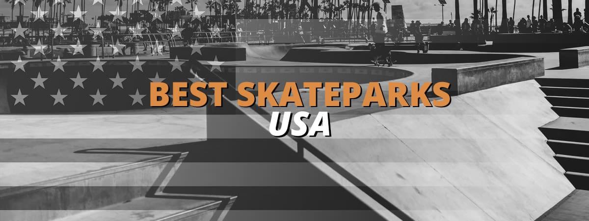 best skateparks USA