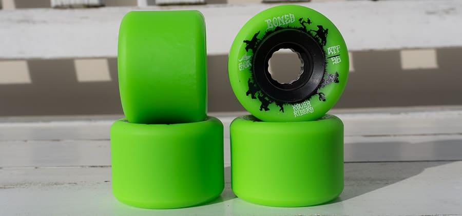 Bones rough riders skateboard wheels