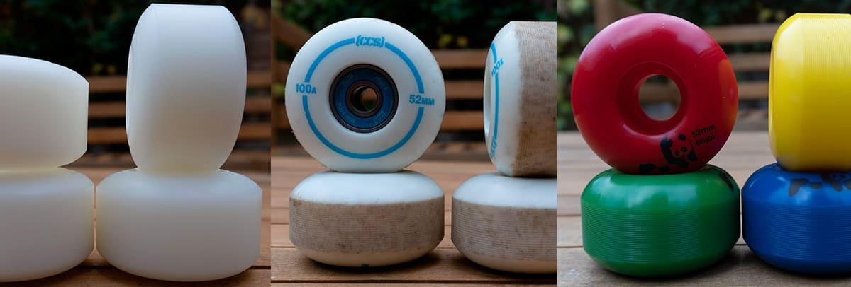 Cheap skateboard wheels