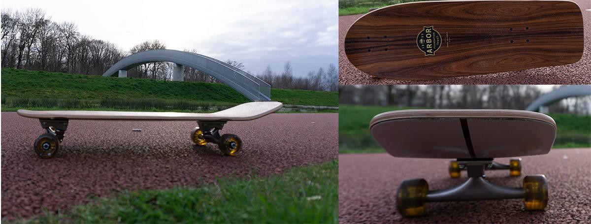 arbor oso cruiser skateboard
