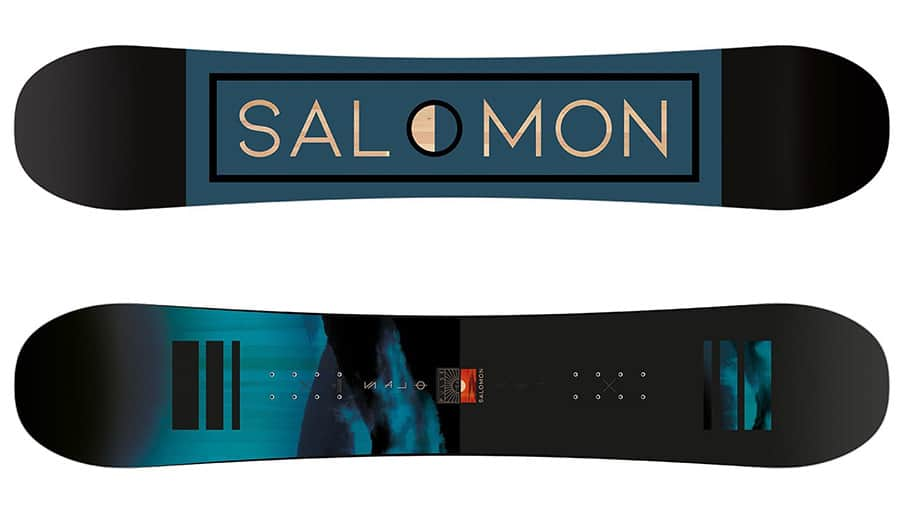Salomon snowboard cheap