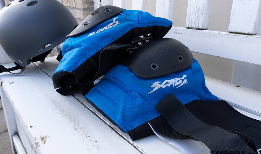 Smith Elite scabs knee pads