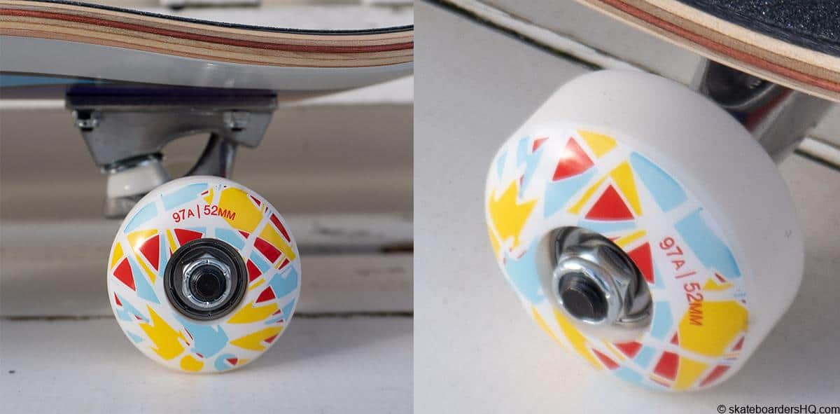 Alien Workshop skateboard wheels