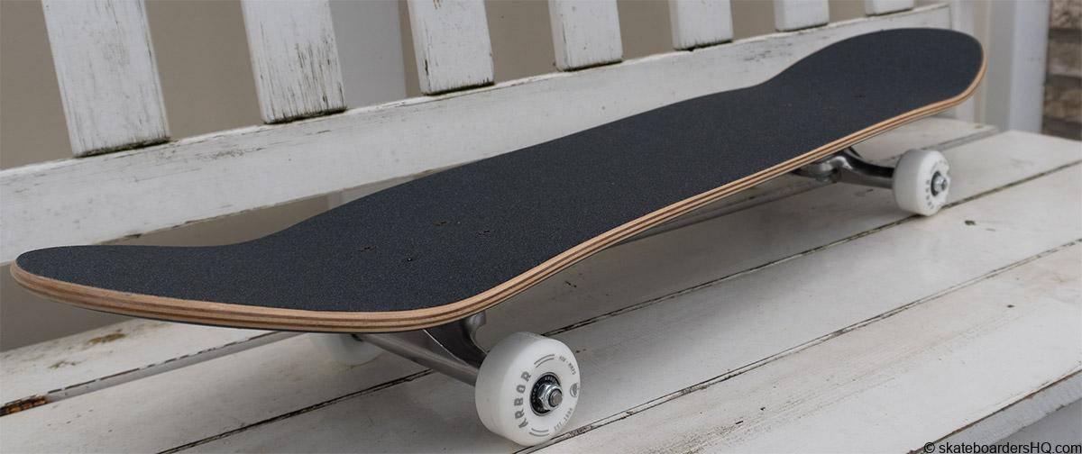 Arbor skateboard deck
