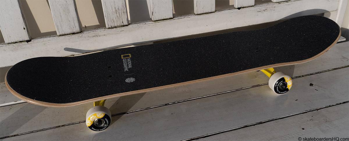 element kids skateboard deck
