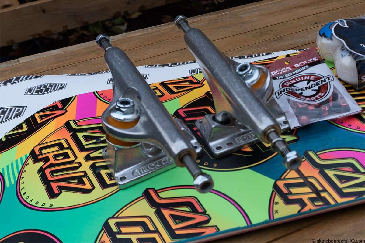 Independent Trucks Review