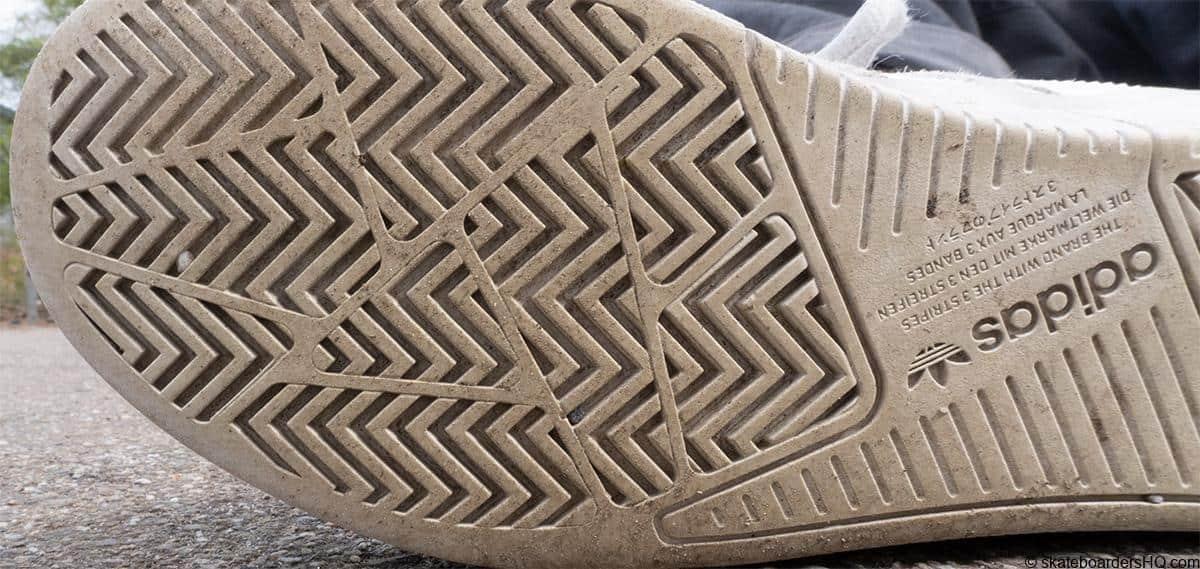 Adidas 3st sole wear