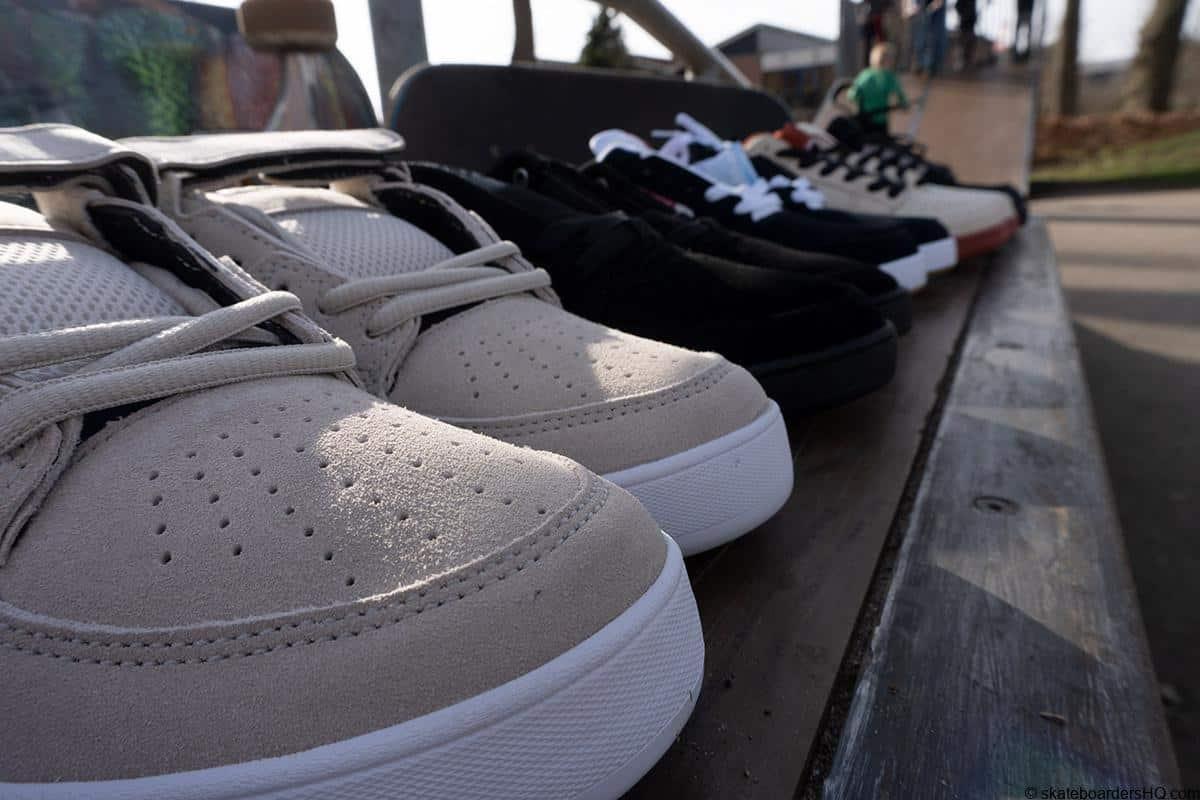 best skateboarding shoes