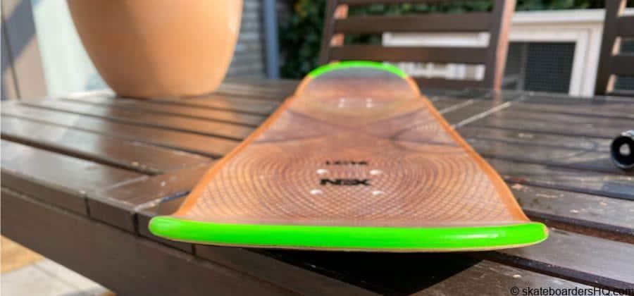 Lithe Nex Skateboard deck