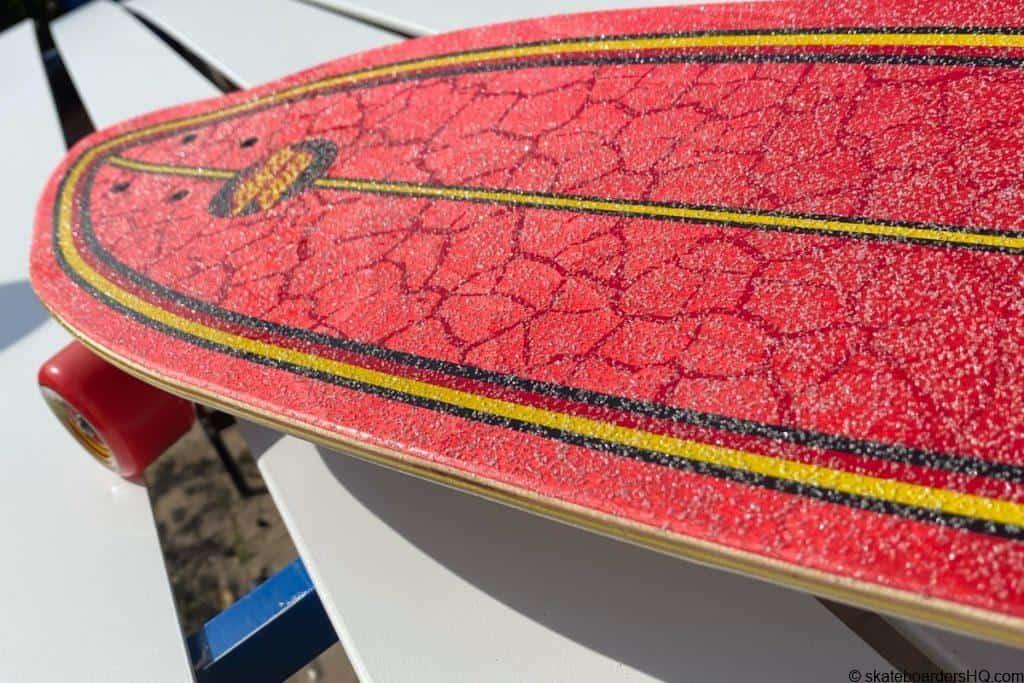 Santa Cruz Shark Cruiser paint details