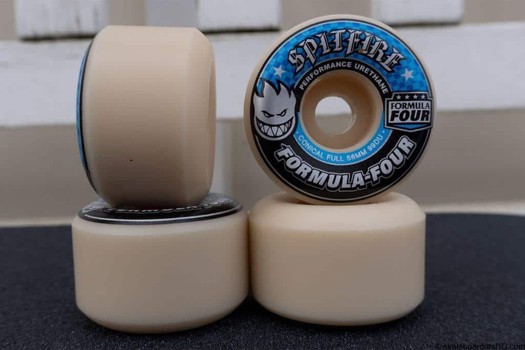 spitfire skateboard wheels Formula Four Conical Full